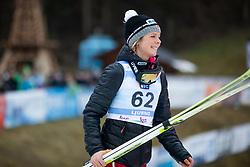LUNDBY Maren (NOR) celebrate after FIS Ski Jumping World Cup Ladies Ljubno 2020, on February 23th, 2020 in Ljubno ob Savinji, Ljubno ob Savinji, Slovenia. Photo by Matic Ritonja / Sportida