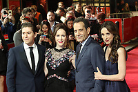 Michael Zegen, Rachel Brosnahan, Tony Shalhoub, Marin Hinkle, The Romanoffs - World premiere, Curzon Mayfair, London, UK, 02 October 2018, Photo by Richard Goldschmidt