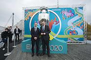 UEFA Euro 2020 Logo Presentation