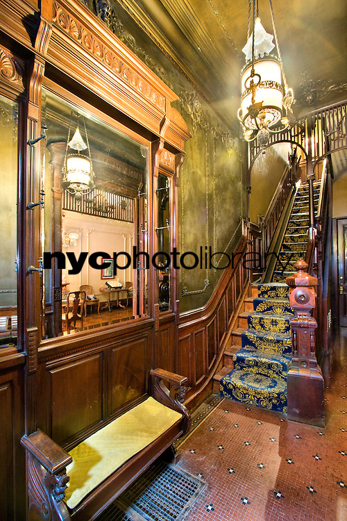 Foyer at 272 Berkeley Place