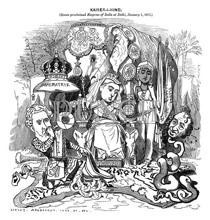 Cartoons About India Colonialism Imperialism From Punch