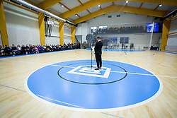 Bojan Jokic during Opening event of Sports hall Baza, on January 8, 2018 in Sports hall Baza, Ljubljana, Slovenia. Photo by Ziga Zupan / Sportida