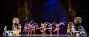 La Bayadere <br /> A ballet in three acts <br /> Choreography by Natalia Makarova <br /> After Marius Petipa <br /> The Royal Ballet <br /> At The Royal Opera House, Covent Garden, London, Great Britain <br /> General Rehearsal <br /> 30th October 2018 <br /> <br /> STRICT EMBARGO ON PICTURES UNTIL 2230HRS ON THURSDAY 1ST NOVEMBER 2018 <br /> <br /> Photograph by Elliott Franks Royal Ballet's Live Cinema Season - La Bayadere is being screened in cinemas around the world on Tuesday 13th November 2018 <br />