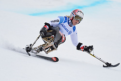 VICTOR Stephani LW12-2 SUI at 2018 World Para Alpine Skiing Cup, Kranjska Gora, Slovenia