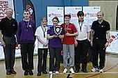 Boccia League Finals. Schools Division. 12-07-2012