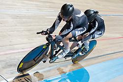 FOY Emma Pilot: LAURA Fairweather, NZL, Pursuit Finals , 2015 UCI Para-Cycling Track World Championships, Apeldoorn, Netherlands
