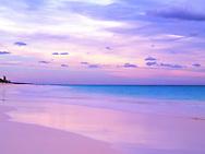 Pink Sands Beach on Harbour Island, The Bahamas, The Caribbean