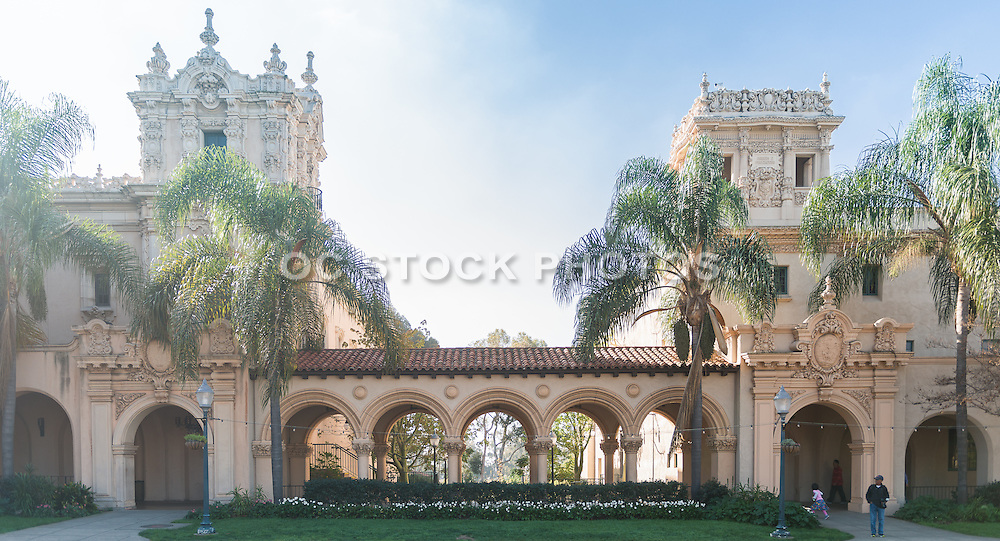 Ballboa Park San Diego California