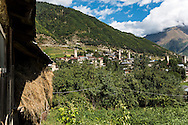 Svaneti defensive towers
