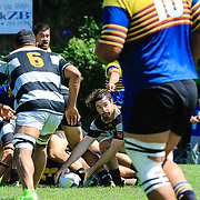 Rugby union pre-season game between Tawa v Oriental-Rongotai, played Lyndhurst Park, Tawa, New Zealand on 24 February 2018.