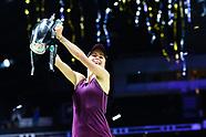 2018 BNP Paribas WTA Finals Singapore presented by SC Global