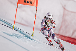 04.02.2019, Are, SWE, FIS Weltmeisterschaften Ski Alpin, Damen, Abfahrt, 1. Training, im Bild Tiffany Gauthier (FRA) // Tiffany Gauthier of France during 1st Ladies Dwonhill Training of the FIS Ski Alpine World Championships 2019 in Are, Sweden on 2019/02/04. EXPA Pictures © 2019, PhotoCredit: EXPA/ Johann Groder