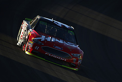 September 14, 2018 - Las Vegas, Nevada, United States of America - Kurt Busch (41) brings his car through the turns during qualifying for the South Point 400 at Las Vegas Motor Speedway in Las Vegas, Nevada. (Credit Image: © Chris Owens Asp Inc/ASP via ZUMA Wire)