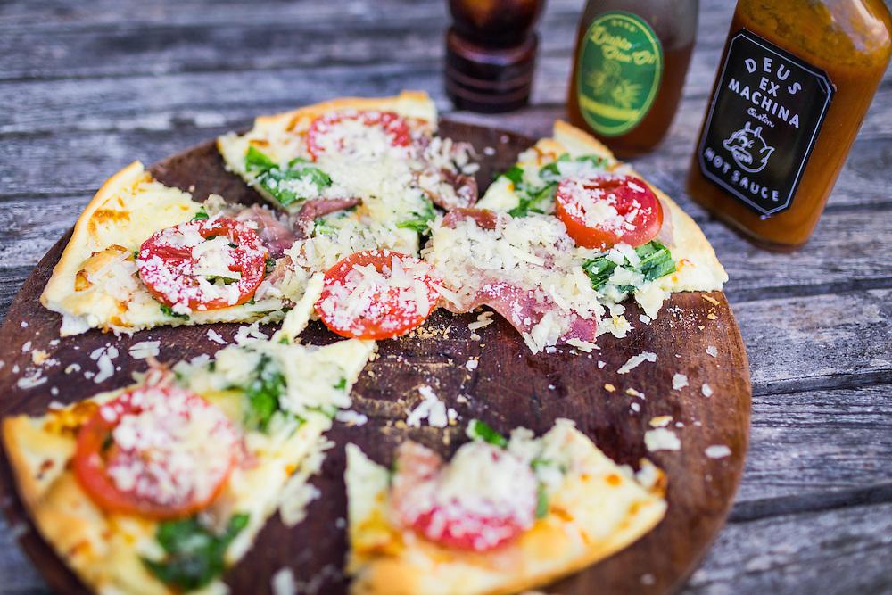 Italian Pizza.