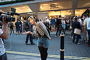 ZARIF DAVIDSON, PUMA/London College Of Fashion - private view. London College of Fashion at Carnaby, 65 - 67 Broadwick St, London W1,