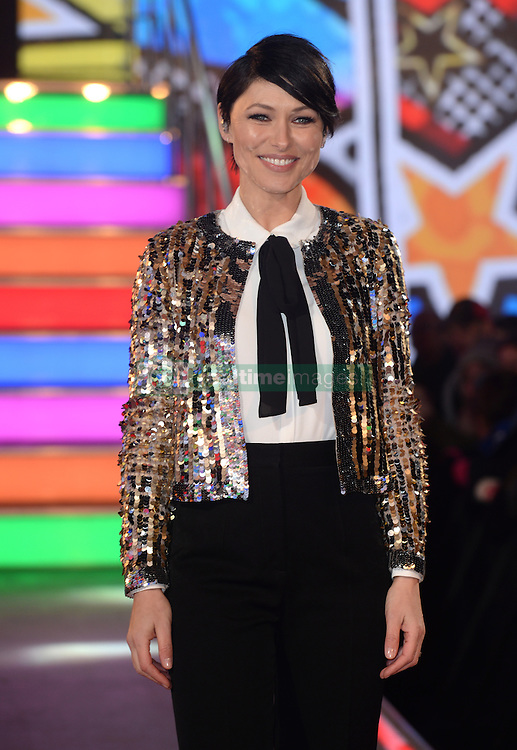 Emma Willis arriving at the Celebrity Big Brother Launch 2017, Elstree Studios, Borehamwood, Hertfordshire