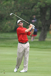 28 June 2005<br /> <br /> Brian Gay.<br /> <br /> Tuesday practice session at the 2005 Cialis Western Open. Dubsdread, Cog Hill Golf Course, Lemont, IL