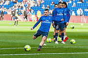 Marco Verratti (psg) during the French Championship Ligue 1 football match between Paris Saint-Germain and SCO Angers on march 14, 2018 at Parc des Princes stadium in Paris, France - Photo Pierre Charlier / ProSportsImages / DPPI