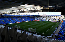 The King Power Stadium ahead of the Champions League fixture between Leicester City and Sevilla - Mandatory by-line: Robbie Stephenson/JMP - 14/03/2017 - FOOTBALL - King Power Stadium - Leicester, England - Leicester City v Sevilla - UEFA Champions League round of 16, second leg