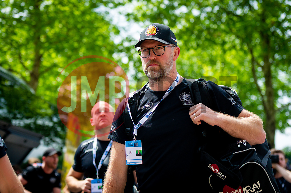 Rob Hunter of Exeter Chiefs - Mandatory by-line: Ryan Hiscott/JMP - 01/06/2019 - RUGBY - Twickenham Stadium - London, England - Exeter Chiefs v Saracens - Gallagher Premiership Rugby Final