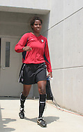 30 July 2006: Briana Scurry (USA). The United States Women's National Team defeated Canada 2-0 at SAS Stadium in Cary, North Carolina in an international friendly soccer match.