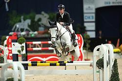 Marschall Marcel, (GER), Fenia van Klapscheut<br /> Klassik Radio Preis Jumping München 2015<br /> © Hippo Foto - Stefan Lafrentz