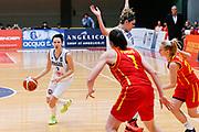 DESCRIZIONE : Schio Nazionale Italia Femminile Qualificazione Europeo Femminile 2017 Italia Montenegro Italy Montenegro<br /> GIOCATORE :Giorgia Sottana Alessandra Formica<br /> CATEGORIA :Palleggio Blocco<br /> SQUADRA : Italia Italy<br /> EVENTO : Qualificazione Europeo Femminile 2017<br /> GARA : Italia Montenegro Italy Montenegro<br /> DATA : 20/02/2016<br /> SPORT : Pallacanestro<br /> AUTORE : Agenzia Ciamillo-Castoria/<br /> Galleria : FIP Nazionali 2016<br /> Fotonotizia : Schio Nazionale Italia Femminile Qualificazione Europeo Femminile 2017 Italia Montenegro Italy Montenegro