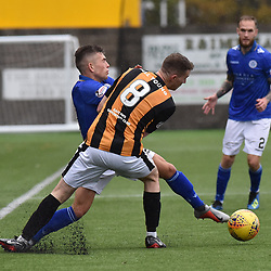 East Fife v Queen of the South, Scottish Challenge Cup, 13 October 2018