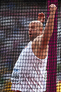 Great Britain, London - 2017 August 04: Piotr Malachowski (Slask Wroclaw) of Poland competes in men&rsquo;s discus throw qualification during IAAF World Championships London 2017 at  London Stadium on August 04, 2017 in London, Great Britain.<br /> <br /> Mandatory credit:<br /> Photo by &copy; Adam Nurkiewicz<br /> <br /> Adam Nurkiewicz declares that he has no rights to the image of people at the photographs of his authorship.<br /> <br /> Picture also available in RAW (NEF) or TIFF format on special request.<br /> <br /> Any editorial, commercial or promotional use requires written permission from the author of image.