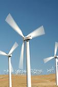 California: Wind Power, Tehachapi
