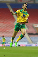 Wigan Athletic v Norwich City 061214