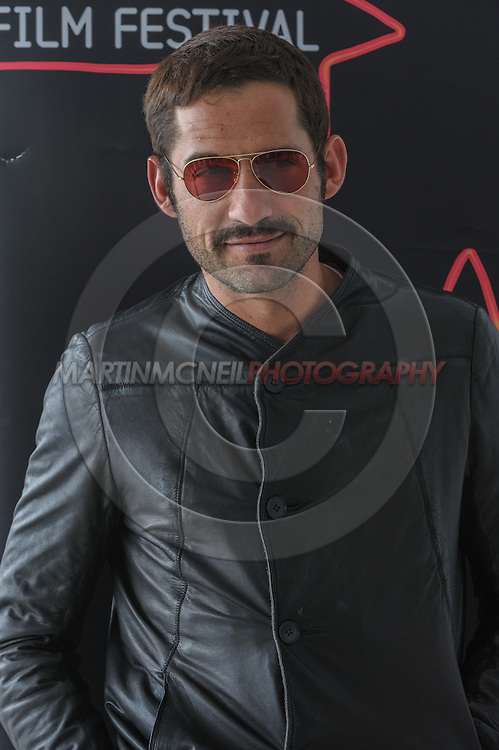 EDINBURGH, SCOTLAND, JUNE 21, 2008: Enrique Murciano attends a photocall during the 62nd annual Edinburgh International Film Festival inside the Point Conference Center on Saturday, June 21, 2008 in Edinburgh, Scotland (Martin McNeil)
