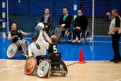 2013 Coupe De France Rugby Fauteuil, Stade Pierre De Coubertin, Paris, France