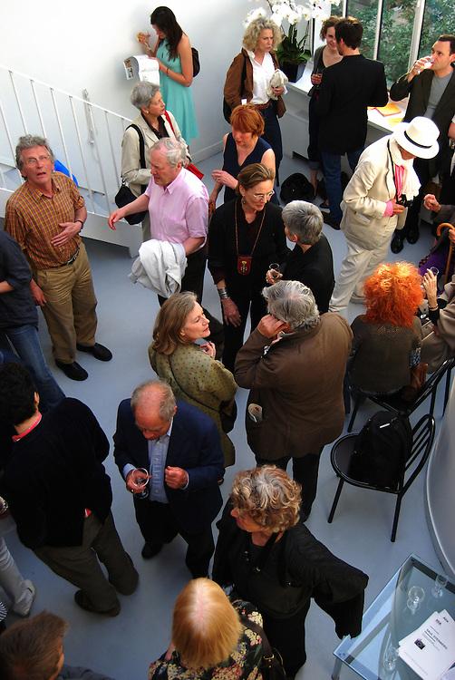 Exhibicion de Henri Cartier-Bresson en la Fundacion Henri Cartier-Bresson.<br /> Paris, Francia 2008<br /> (Copyright © Aaron Sosa)