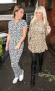 19.OCTOBER.2013. ESSEX<br /> <br /> CODE (MAG)<br /> SAM AND BILLIE FAIERS SEEN LEAVING THEIR SHOP MINNIES IN BRENTWOOD ESSEX. <br /> <br /> BYLINE: EDBIMAGEARCHIVE.CO.UK<br /> <br /> *THIS IMAGE IS STRICTLY FOR UK NEWSPAPERS AND MAGAZINES ONLY*<br /> *FOR WORLD WIDE SALES AND WEB USE PLEASE CONTACT EDBIMAGEARCHIVE - 0208 954 5968*