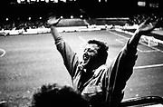 Football Supporters, Chelsea Football Club, London, U.K 1990's.