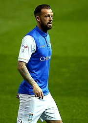 Steven Fletcher of Sheffield Wednesday - Mandatory by-line: Robbie Stephenson/JMP - 08/08/2017 - FOOTBALL - Hillsborough - Sheffield, England - Sheffield Wednesday v Chesterfield - Carabao Cup