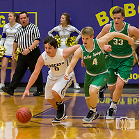 01-03-17 Berryville Sr. Boys vs. Valley Springs