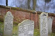 Nederland, Groenlo, 15-3-2013 De joodse begraafplaats. Foto: Flip Franssen