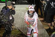 2013 AMA Supercross Series.Angel Stadium.Anaheim, California..January 5, 2013