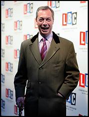 MAR 26 2014 Nick Clegg and Nigel Farage - Europe debate