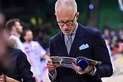 Guido Bagatta<br /> AX Armani Exchange Olimpia Milano - Virtus Segafredo Bologna<br /> Quarti di Finale<br /> LBA Serie A Final 8 Eight Postemobile 2018-2019<br /> Firenze, 14/02/2019<br /> Foto L.Canu / Ciamillo-Castoria