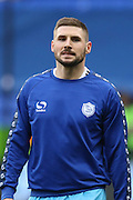 Sheffield Wednesday Forward and new signing Gary Hooper during the Sky Bet Championship match between Reading and Sheffield Wednesday at the Madejski Stadium, Reading, England on 23 January 2016. Photo by Phil Duncan.