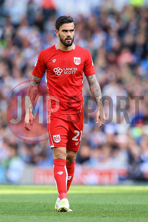 Marlon Pack of Bristol City - Mandatory by-line: Jason Brown/JMP - 29/04/2017 - FOOTBALL - Amex Stadium - Brighton, England - Brighton and Hove Albion v Bristol City - Sky Bet Championship