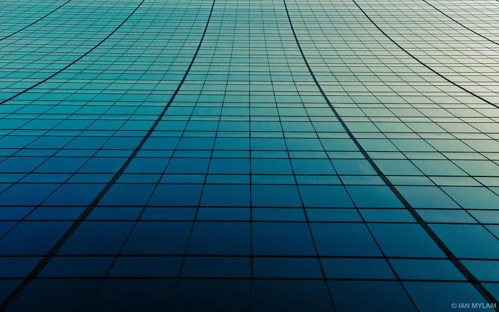 Skyscraper Façade - New York City, U.S.A.