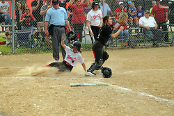 16  May  2019:   Le Roy Panthers v Heyworth Hornets  IHSA Class 1A Softball Regional Final at Centennial Park in Heyworth IL<br /> <br /> 29