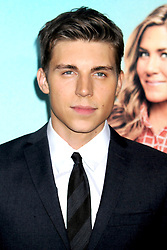 01.08.2013, Ziegfeld Theater, New York, USA, Filmpremiere, We are the Millers, im Bild Nolan Funk // during photocall for the movie 'We are the Millers'at the Ziegfeld Theater in New York, United States of Amerika on 2013/08/01. EXPA Pictures © 2013, PhotoCredit: EXPA/ Newspix/ Dennis Van Tine<br /> <br /> ***** ATTENTION - for AUT, SLO, CRO, SRB, BIH, TUR, SUI and SWE only *****