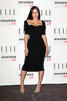 Atlanta De Cadenet, ELLE Style Awards 2016, Millbank London UK, 23 February 2016, Photo by Richard Goldschmidt