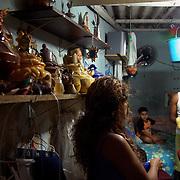 SANTERIA<br /> Caracas - Venezuela 2006<br /> Photography by Aaron Sosa