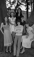 The Northern Ireland finalists for the Rose of Tralee, 14/06/1978 (Part of the Independent Newspapers Ireland/NLI Collection).